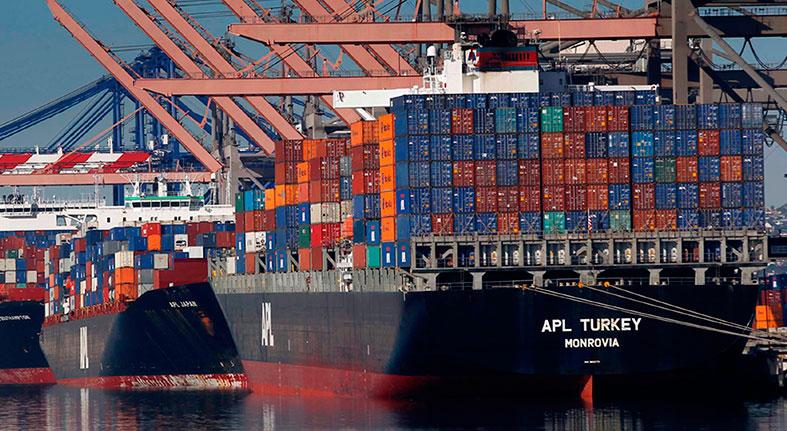 Precios de importaciones en EEUU caen en diciembre por segundo mes seguido