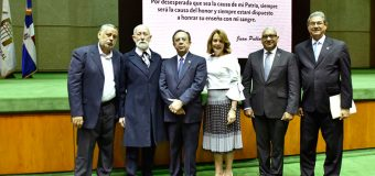 Banco Central celebró el Día de Juan Pablo Duarte con un acto donde se honró su figura y su gesta