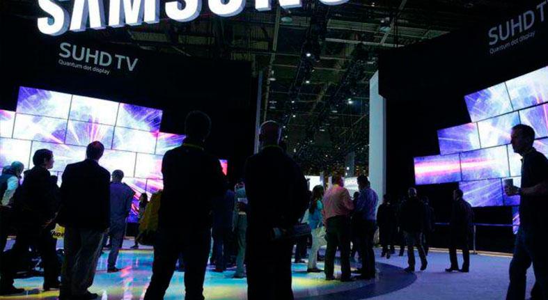 Beneficio neto de Samsung Electronics baja 31% en el 4to trimestre