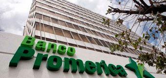 Pacific Credit Rating mejora calificación a Banco Promerica
