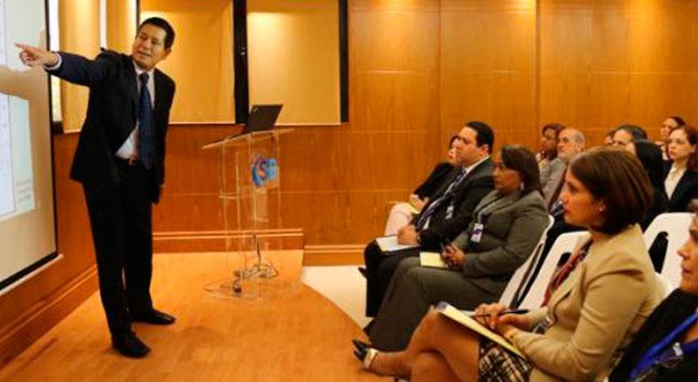 Superintendencia de Bancos y CAPTAC- RD realizan reuniones de trabajo sobre riesgo de liquidez
