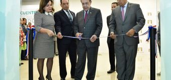 El Banco Central inaugura la exposición 'Encuentro entre dos mundos: monedas, billetes y sellos'