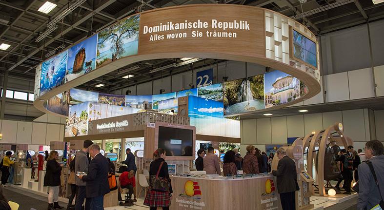 En ITB Berlín Banreservas presenta portafolio negocios turísticos