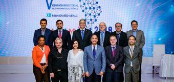 RD inicia gestión presidencia Red Gobierno Electrónico de América Latina y el Caribe
