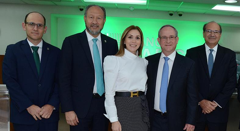 Celebra Banco Lafise encuentro clientes empresariales