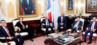 Misión FMI visita al presidente de la RD concluye consultas sobre el Artículo IV
