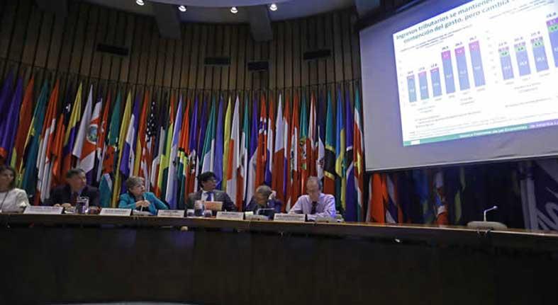Cepal rebaja al 1,3 % su previsión de crecimiento de Latinoamérica para 2019