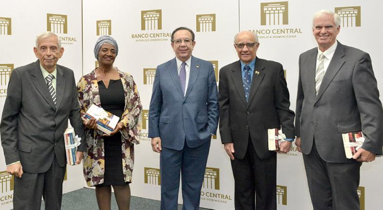 El Banco Central publica cuatro nuevas obras
