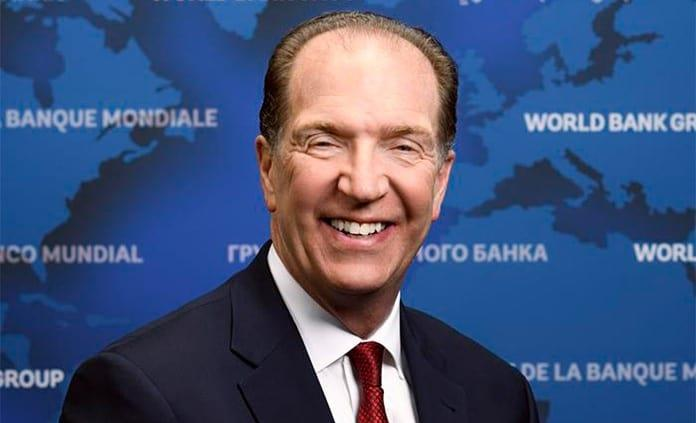 Los directores ejecutivos del Banco Mundial seleccionan a David Malpass como 13.er presidente del Grupo Banco Mundial