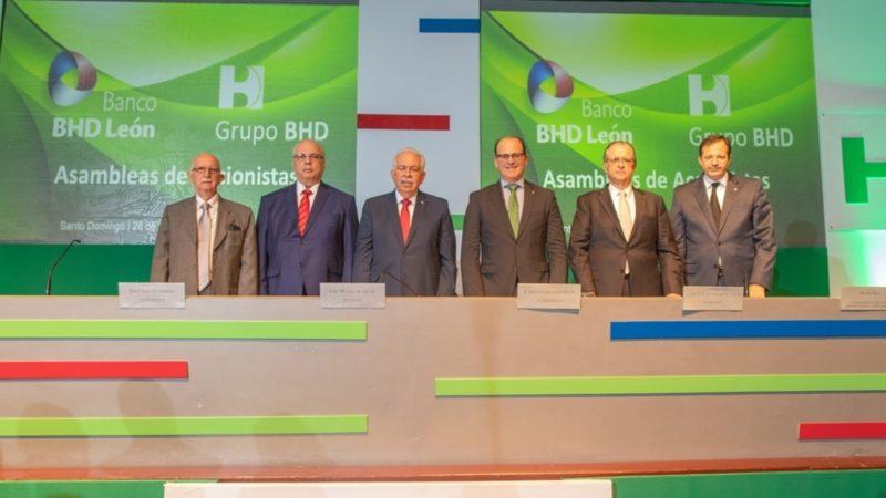 Los activos Banco BHD León llegan a RD$286,732.2 millones