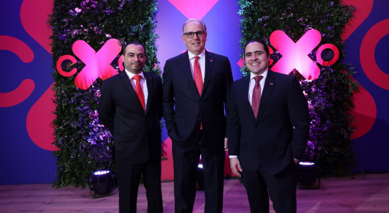 Fernandez resalta éxitos en celebración 12 Aniversario CXO