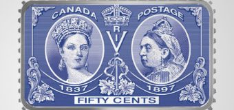 Royal Canadian Mint presenta tres monedas honor Reina Victoria