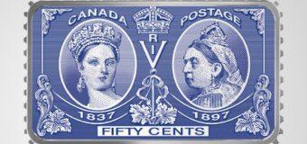 Royal Canadian Mint presenta tres monedas honor Reina Victoria