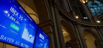La Bolsa española da la vuelta y cotiza en positivo, con un alza del 0,41 %