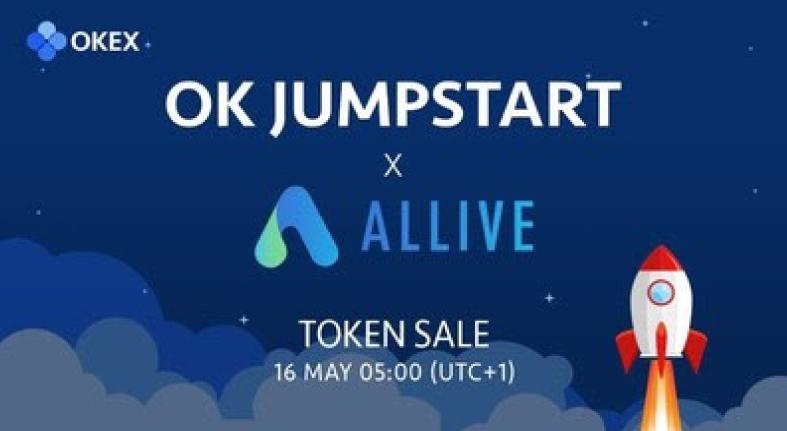 Lanzaran segunda venta tokens ALLIVE (ALV)