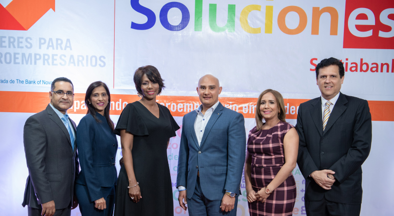 Scotiabank capacita microempresarios zona norte