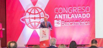 Bancamérica inaugura la X edición del Congreso Antilavado