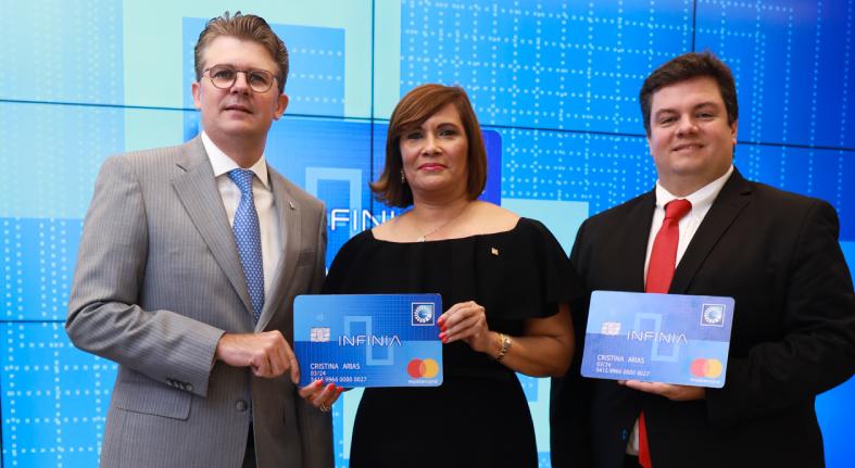 Presentan Banco Popular y Mastercard tarjeta crédito Infinia
