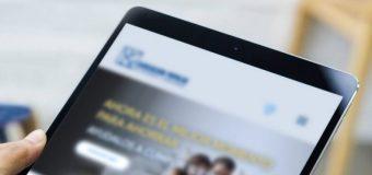 APAP presenta su nueva página web