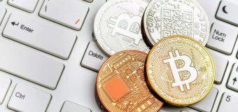 Bitcóin roza los US$9,000 y sube un 59% en mayo entre tensión comercial