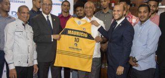 Banreservas ratifica su respaldo al Mauricio Báez de cara al Torneo de Baloncesto Superior del DN 2019