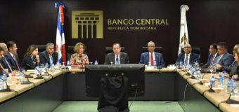 Banco Central presenta a Consejo de Banreservas avances en estrategia de ciberseguridad