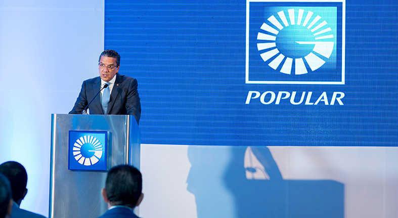 Banco Popular presenta en Santiago portafolio de pagos y recaudos