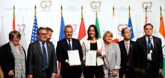 Comisión pide a ministros de Finanzas del G7 adoptar un sistema tributario internacional más equitativo