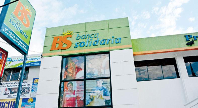 Banca Solidaria ha desembolsado más de RD$390 millones en Los Alcarrizos
