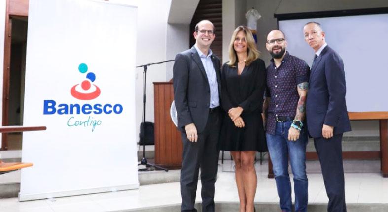 Promueve Banesco emprendimiento e innovación