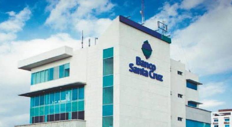 Cartera de crédito del Banco Santa Cruz crece 15.9%