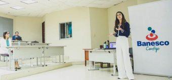 Imparte Banesco taller Responsabilidad Social