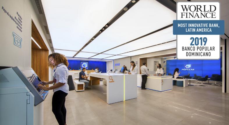 Premia World Finance al Popular banco más innovador Latinoamérica