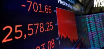 Wall Street sufre una de las mayores caídas de año
