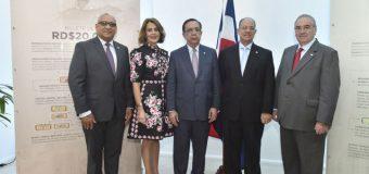 """El Banco Central abre la exposición """"Evolución del billete dominicano 1947 – 2017"""""""