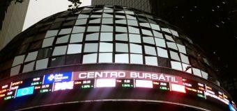 La bolsa de México sube un 0,95 % en línea con los mercados internacionales