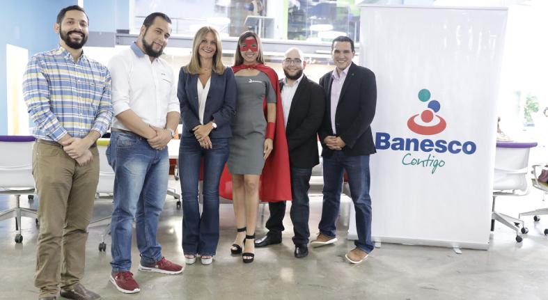 Lanzan nueva aplicación BanescoMóvil