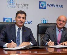 Banco Popular se adhiere a los Principios de Banca Responsable de la ONU