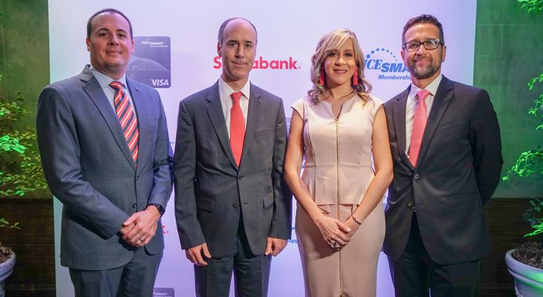 Presentan Scotiabank y PriceSmart nueva tarjeta crédito