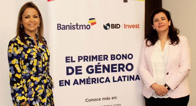 Banistmo emite primer bono social de género en América Latina