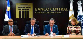 BCRD y Ministerio de Hacienda firman memorando de entendimiento para nueva Ley de Recapitalización