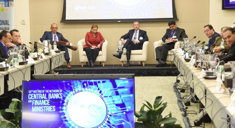 Ministerios de Finanzas de Latinoamérica reconocen desempeño económico de República Dominicana