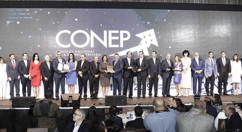 Conep presenta propuestas para el desarrollo de República Dominicana