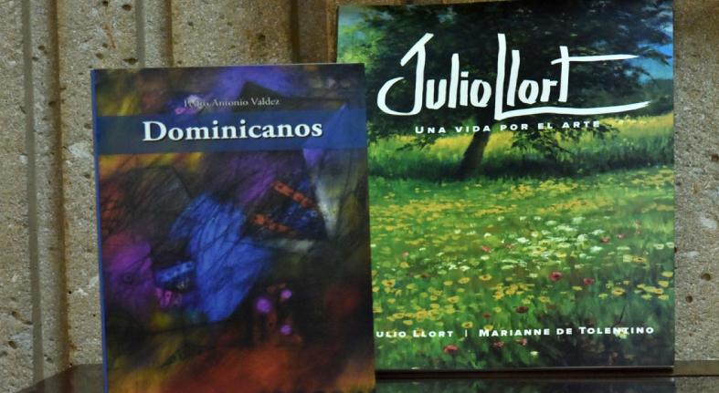 BCRD pone en circulación dos nuevos libros de su colección bibliográfica
