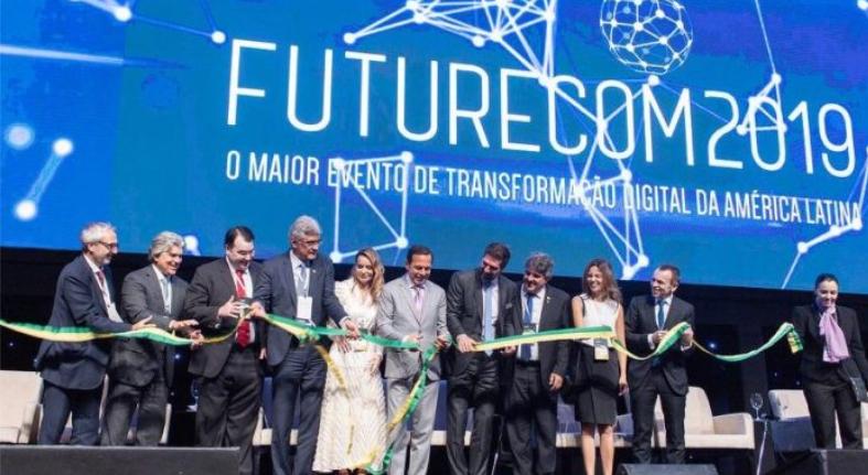 Futurecom 2019 reúne a los gigantes de la tecnología y telecomunicaciones