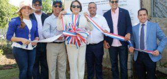 Fundación Popular inaugura humedal artificial en Cristo Rey