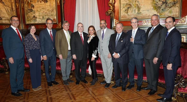 """Presentan embajada dominicana en España y Banco Popular """"Taínos, arte y sociedad"""""""