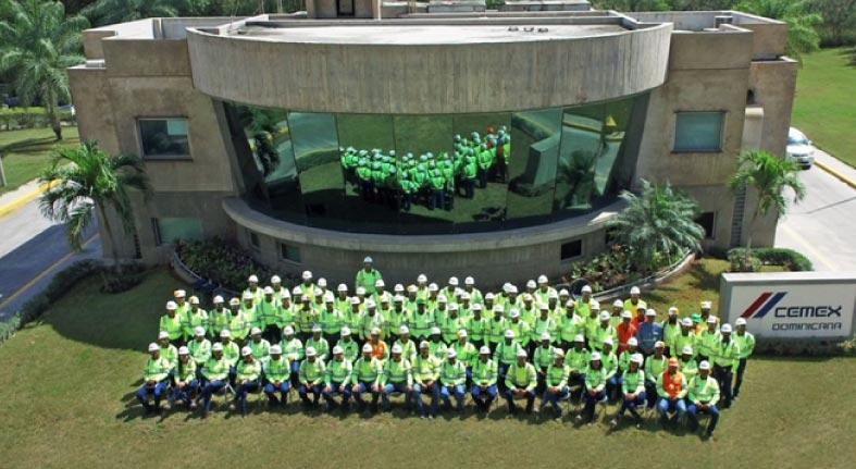 Recibe CEMEX Dominicana certificación Norma ISO-45001 sobre Seguridad Laboral