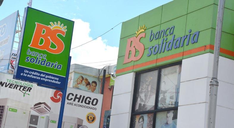 Préstamos de Banca Solidaria en el Cibao crecen un 61%