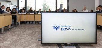 OCDE reconoce la Fundación Microfinanzas BBVA como líder internacional en financiación al desarrollo